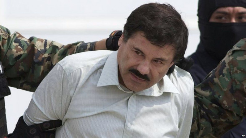 Mexican drug lord escapes jail