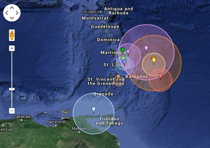 Earth Tremor rattles Guyana and other parts of the Caribbean