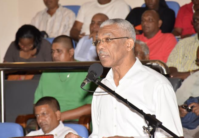 Marketing and Sale of rice must match that of rum   -Pres. Granger tells rice conference