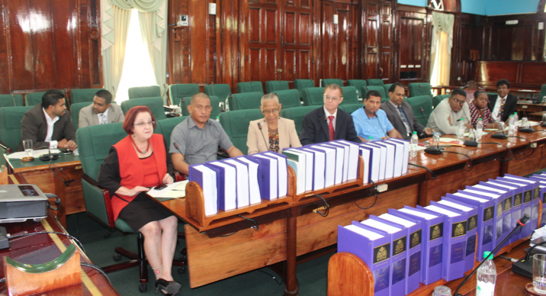 New PPP MPs attend Parliamentary briefing along with others