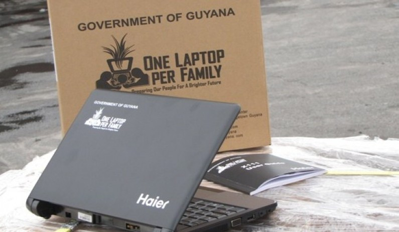 Last batch of One Laptop per Family computers to be given to teachers and schools