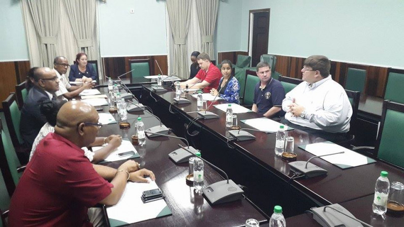 US Congressional staff team meets Opposition…Jagdeo highlights elections concerns