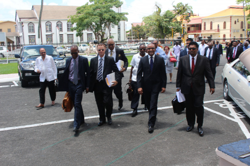 PPP MPs stay away from Speaker's event to celebrate Guyana's independence