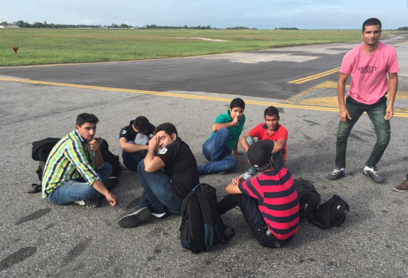 Insel Air flight cancelled after Indian nationals refused entry and airline refuses to take them out