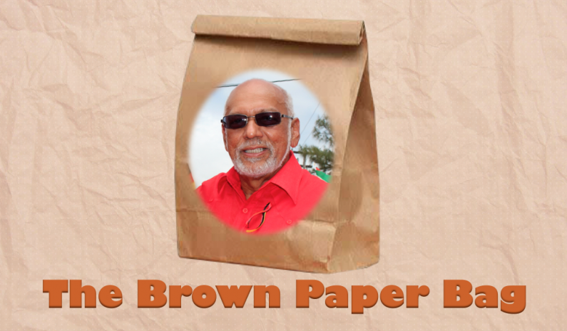 The Brown Paper Bag:  No Love for Donald