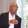 Granger's Trinidad visit was for annual medical check-up