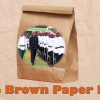 Brown Paper Bag:  Slow March after 23 years on the Drill Square