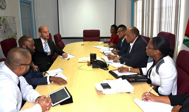 Guyana gets more help to update oil and gas policy