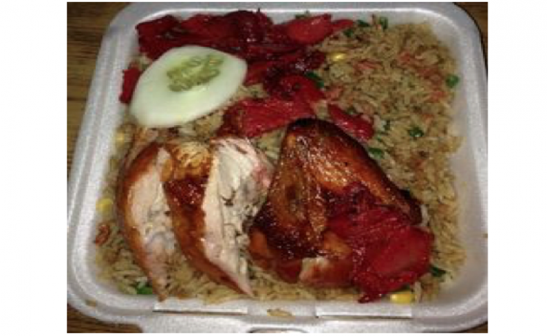 Canadian busted with cocaine in fried rice and milk tins; Sentenced to 4 yrs after guilty plea