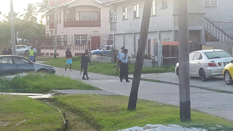 Two gunmen shot dead after stand off with police in South Ruimveldt