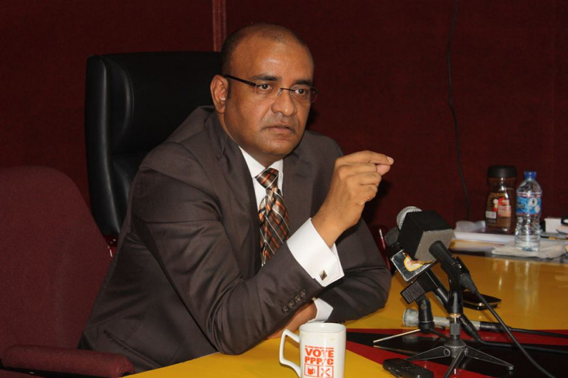 Jagdeo declares gender balance is good but should not be deciding factor for Judicial appointment