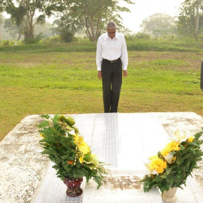 Desmond Hoyte remembered as a true Patriot of Guyana