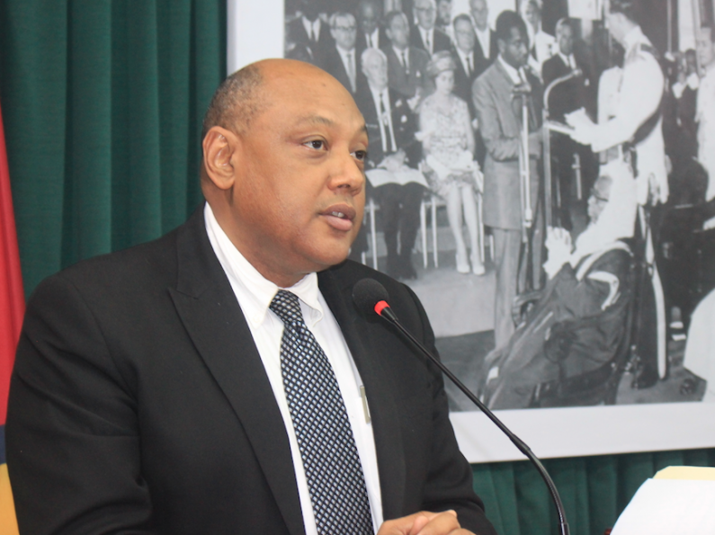 "Trotman defends ""rush of Bills"" through Parliament; Slams PPP as hypocritical with its criticism"