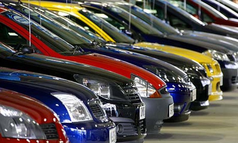 Vehicles four years old and under to attract lower taxes