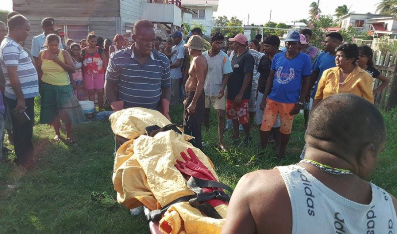 Mon Repos man on the run after stabbing cousin to death