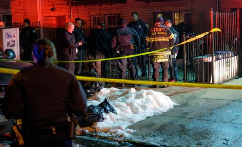 Guyanese man dies after setting himself on fire in Queens