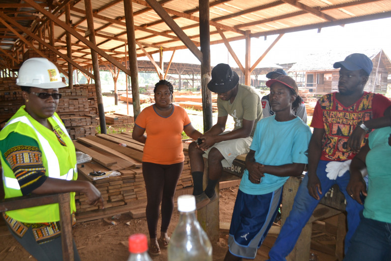 Demerara Timbers to reinstate workers after addressing safety concerns