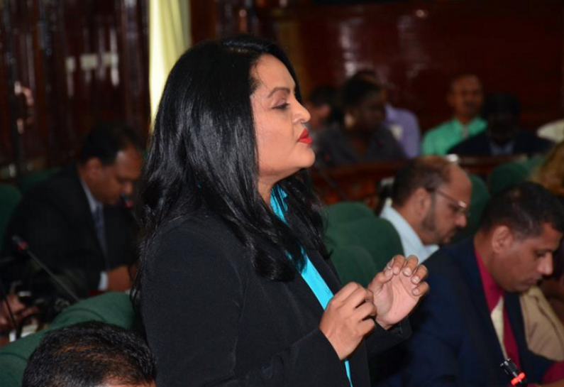 Not enough in the Budget for women  – MP Vindya Persaud