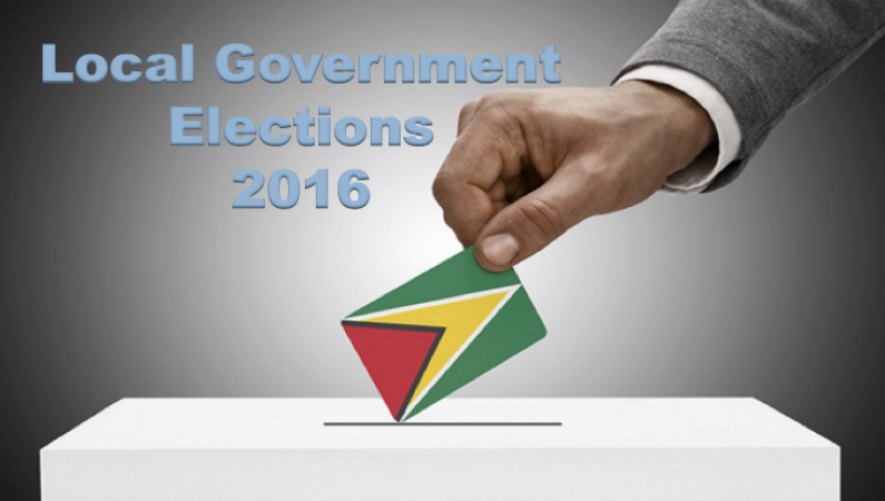 Polls open from 6am to 6pm as Guyana Votes at LGE 2016