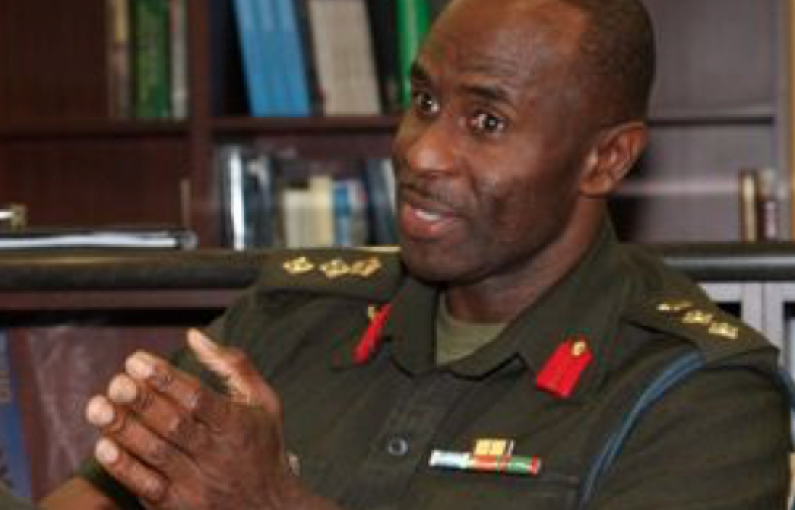 Brigadier Bruce Lovell to probe Drug Lord's accusations against CANU