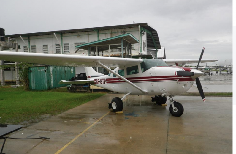 Two small planes detained in Anguilla after flown from Ogle without clearance