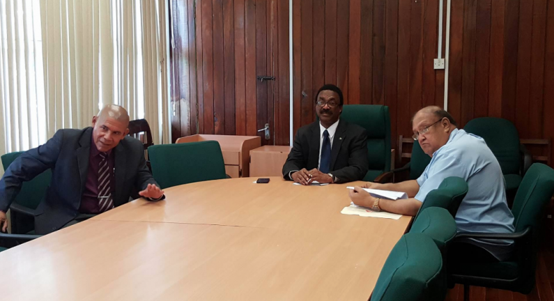 Mediation begins between Health Minister and GPHC Chairman over reinstatement of CEO