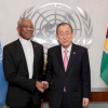 President to press UN to ensure speedy resolution of Guyana's border controversy with Venezuela
