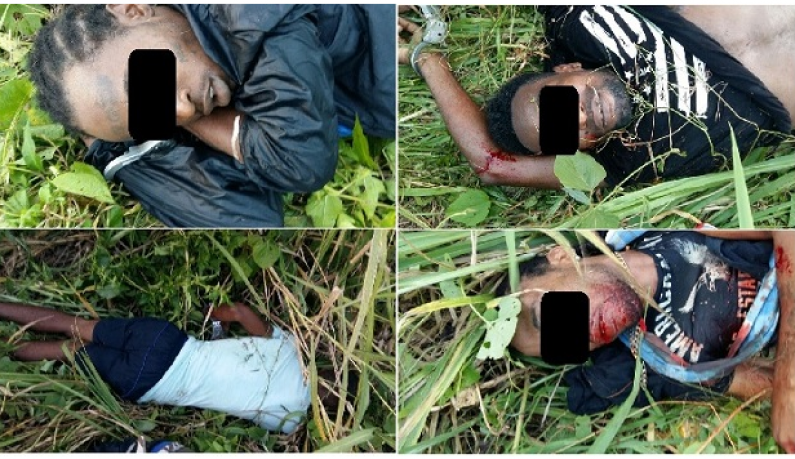 Guyanese among 3 bandits shot dead in Suriname after robbery