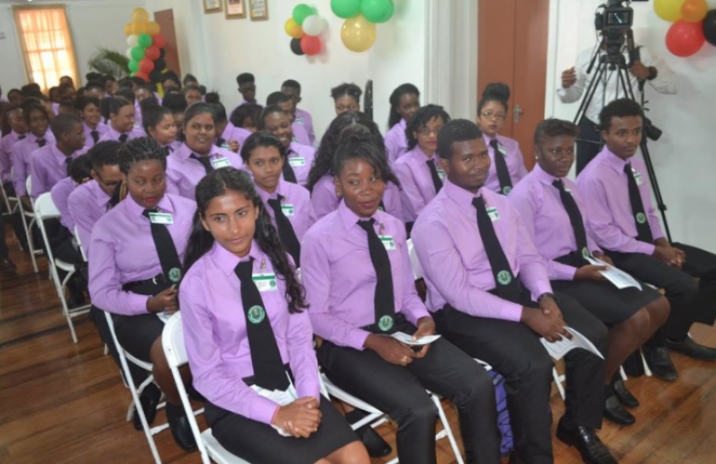 Public Service College officially launched