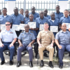 GDF Coast Guard ranks and officers complete training with US Coast Guard