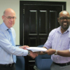 Contract signed with Dutch company for feasibility study and design of new Demerara River bridge