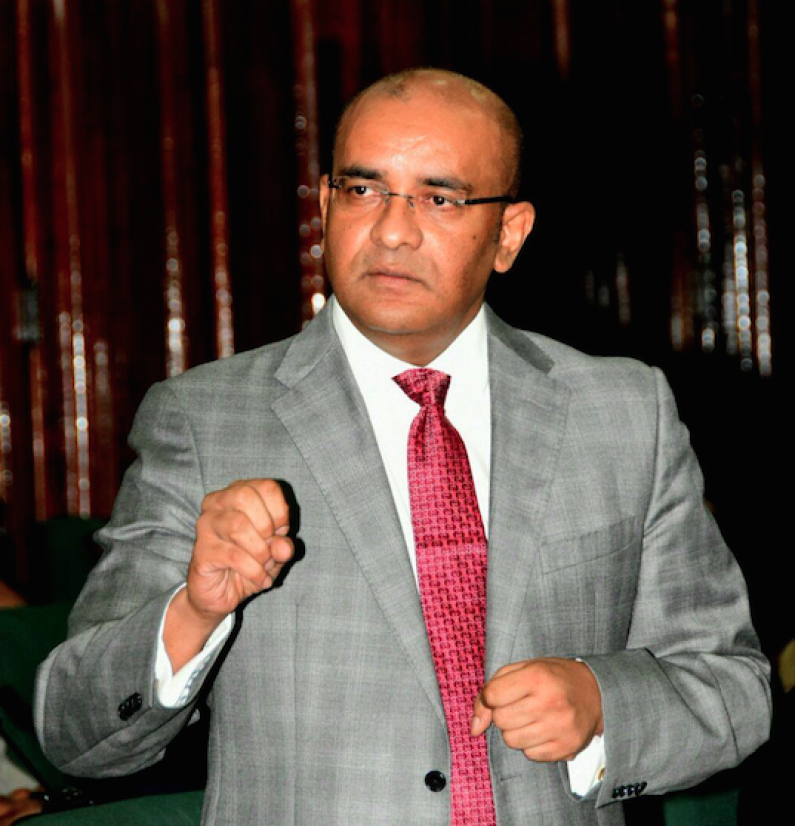 Budget 2017 is a tax burden on Guyanese   -Opposition Leader Jagdeo