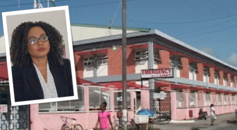 Public Health Lawyer and Consultant, Kesaundra Alves, is new Head of GPHC Board