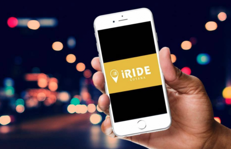 iRide comes to Guyana offering easier transportation service