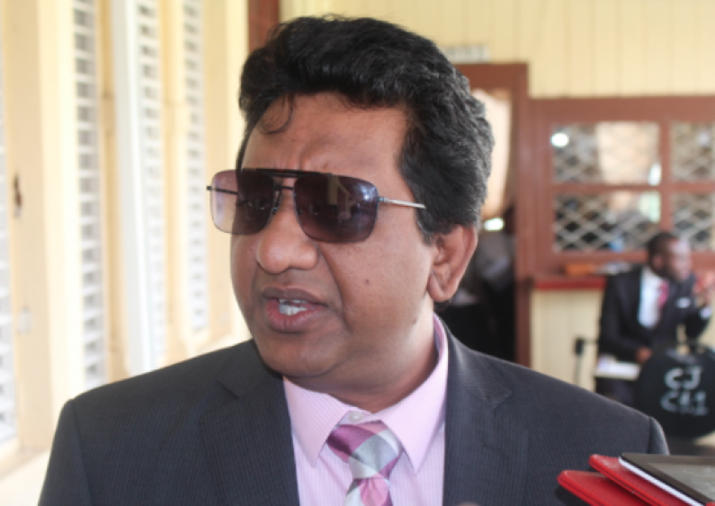 Nandlall questioned over removal of Law Books from Legal Affairs Ministry