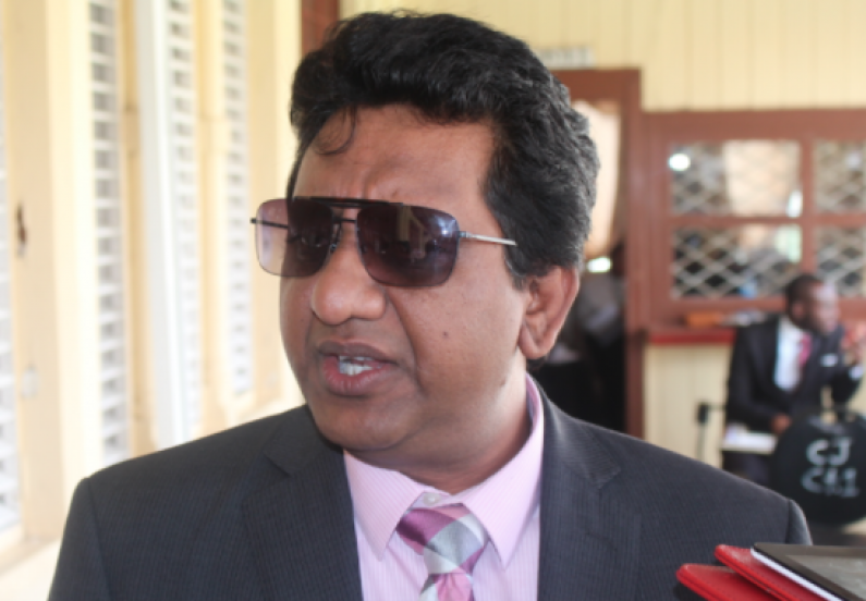 Nandlall moves to Court to block return of Law books