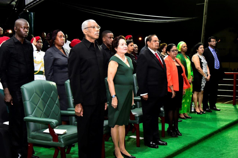 President underscores Free, Green and Cohesive State in Independence message