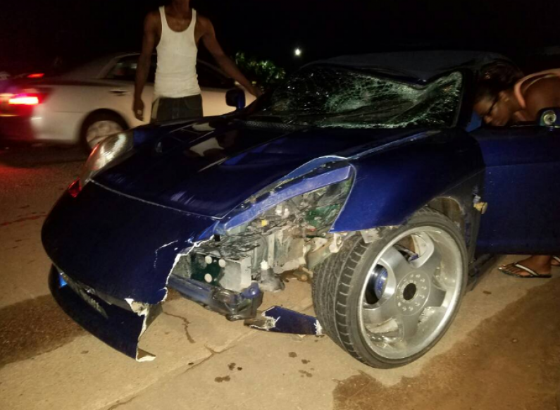 Amelia's Ward man dies after being hit down by sports car at Linden