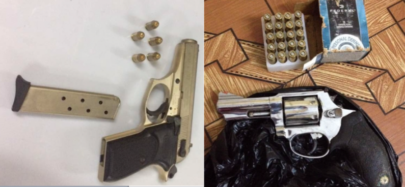 Linden man arrested after unlicensed gun found at house; Georgetown men escape after dumping gun