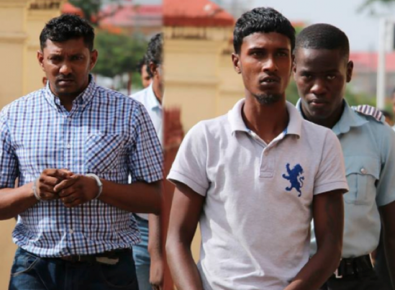 Two granted $200,000 bail each over attempt to bribe policeman