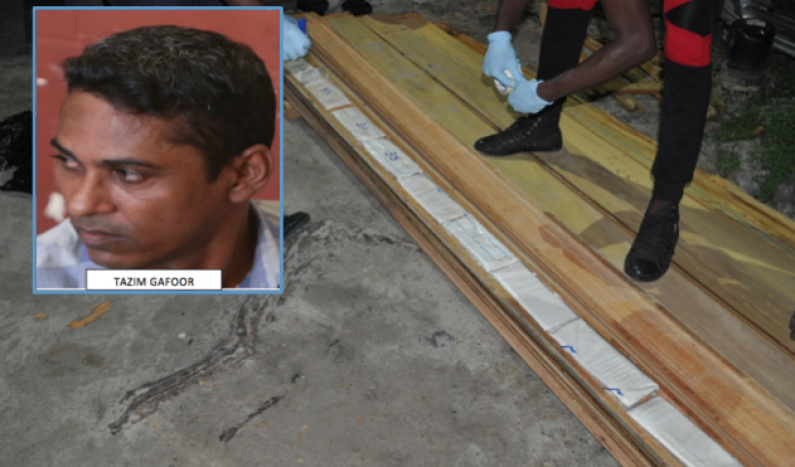 Man wanted for cocaine in timber bust arrested; Two others still on the run