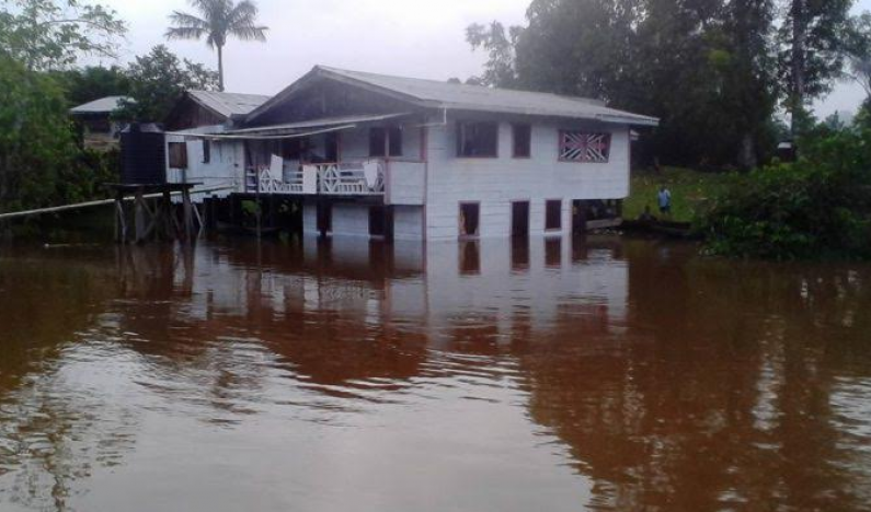CDC rushes in to offer help to flood affected Region 8 communities