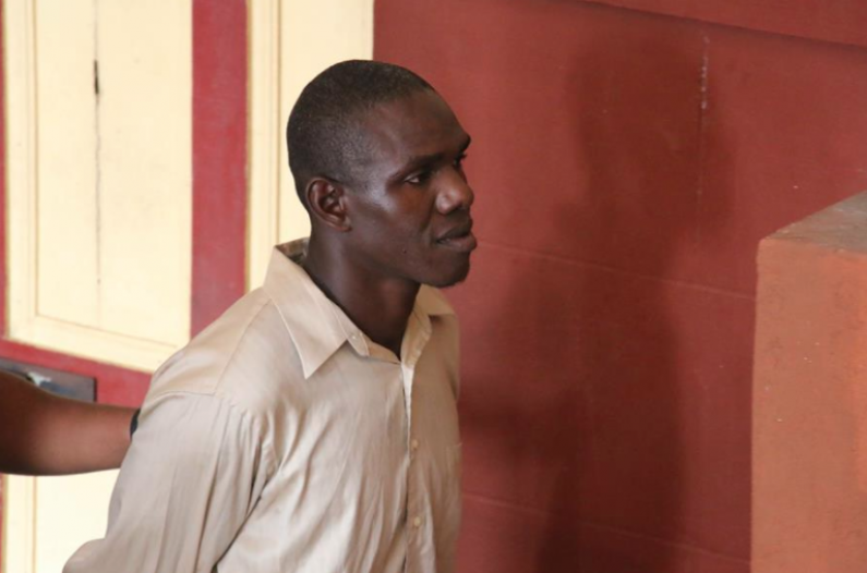 Berbice man charged with converting Uncle's raw gold to own use
