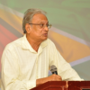 Roopnarine rescinds resignation following meeting with President
