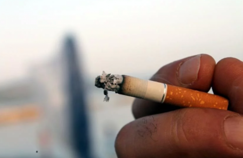 No jail time for persons caught smoking in public; But first time offenders could face $10,000 fine