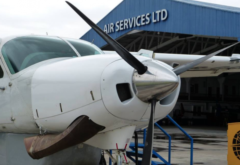 BREAKING: Search and Rescue operation launched as ASL plane goes missing