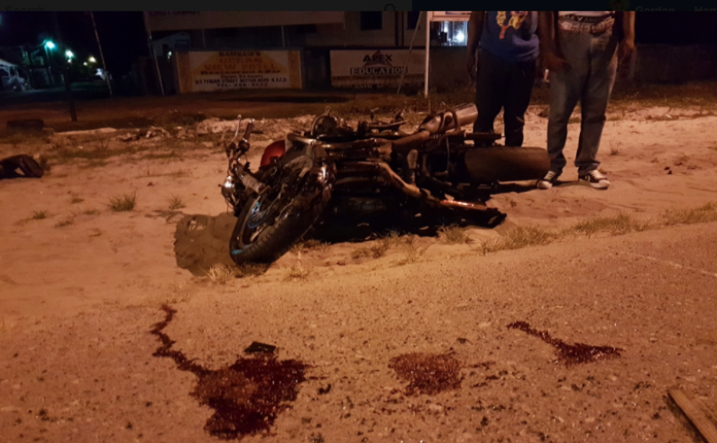 Two die in separate Sunday road accidents