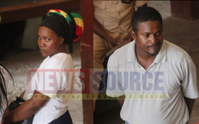 Pregnant Linden woman and taxi driver remanded over marijuana bust