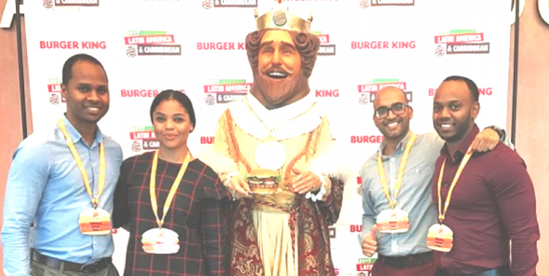 Burger King comes to Guyana; First restaurant to open within six months