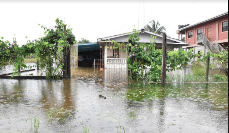 National Emergency Monitoring System remains activated with heavy rainfall and flooding